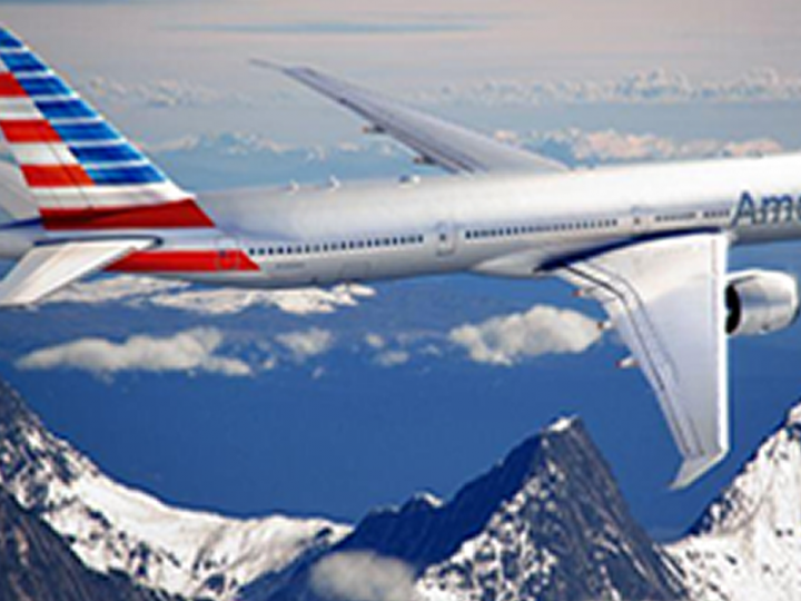 American Airlines unveils first new look since 1968